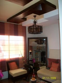 Living Room-Model House