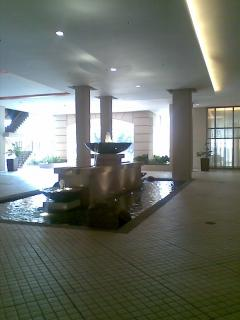 Outside Lobby