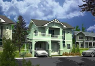 Emerald model - 2 storey sinlge detached house, 3BR, 3Cr, maidroom, carport, 141sqm Flr area, 132 sqm Min. Lot Area