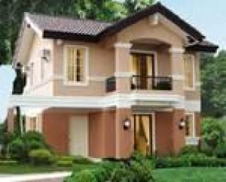 Sapphire single detached, 95 sqm Flr area, 121 sqm Min. Lot Area , 2 storey single dettached house with lanai,  house 3BR 3 CR