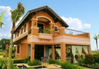 Ruby Model-2 storey single dettached house with Lanai, 3 br, 3 cr, maidsroom, carport, 171sqm flr area 150 sqm lot area