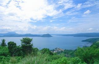 Tagaytay City View