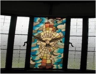 Glass Stain Window
