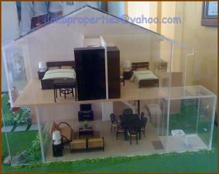 PERSPECTIVE MODEL HOUSE