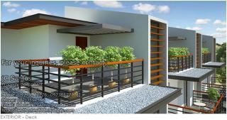 3rd Floor Deck