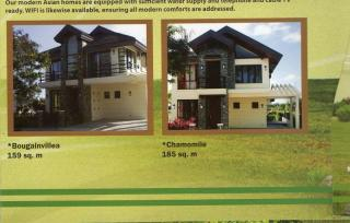 PRAMANA HOMES by Greenfield Dev't. Corp at Paseo de Sta. Rosa