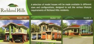 Richland Hills Three (3) Model Houses