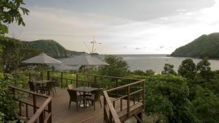 Pico Point view deck