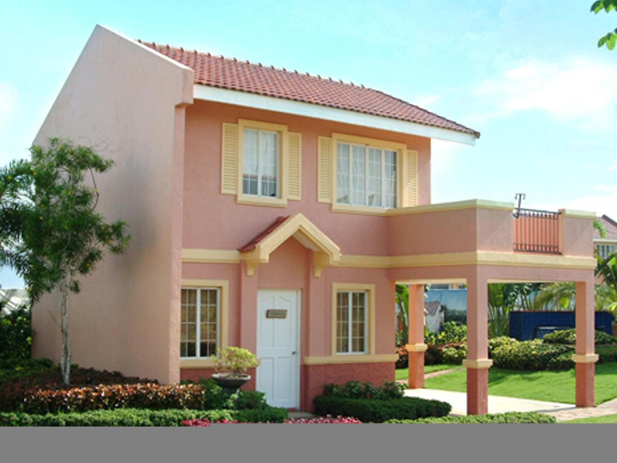 CARMELA Single Detached 3 BR, 2 T/B