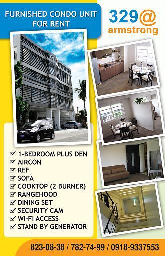 FOR RENT / LEASE: Apartment / Condo / Townhouse Manila Metropolitan Area > Paranaque