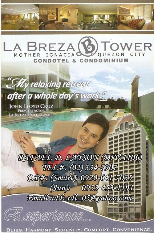 TIMESHARE: Apartment / Condo / Townhouse Manila Metropolitan Area > Quezon