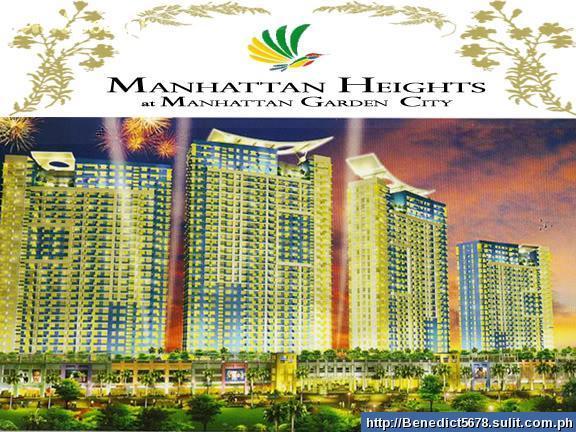 Manhattan Heights At Manhattan Garden City Condominium Araneta