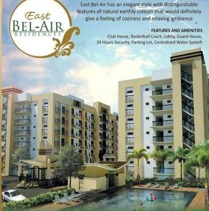 EAST BEL-AIR RESIDENCES FELIX AVE CAINTA RIZAL NEAR SM HYPERMART, STA LUCIA MALL AND ROBINSON EAST MALL Apartment / Condo / Townhouse FOR SALE: