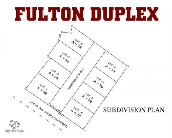 FULTON DEVELOPMENT PLAN