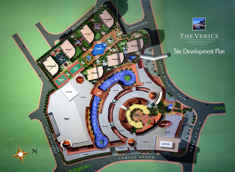 site development plan