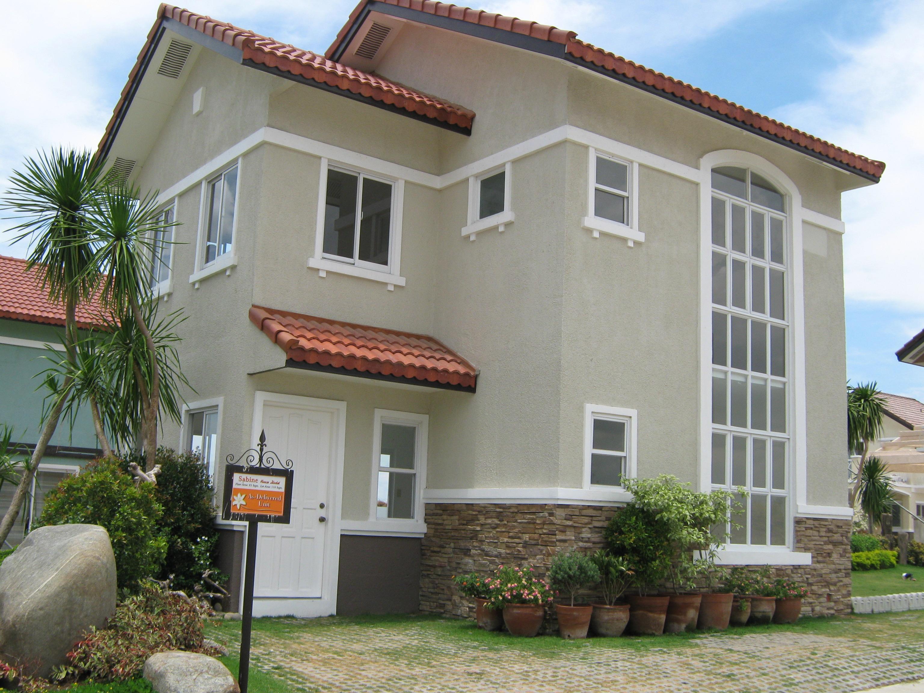 SABINE MODEL HOUSE