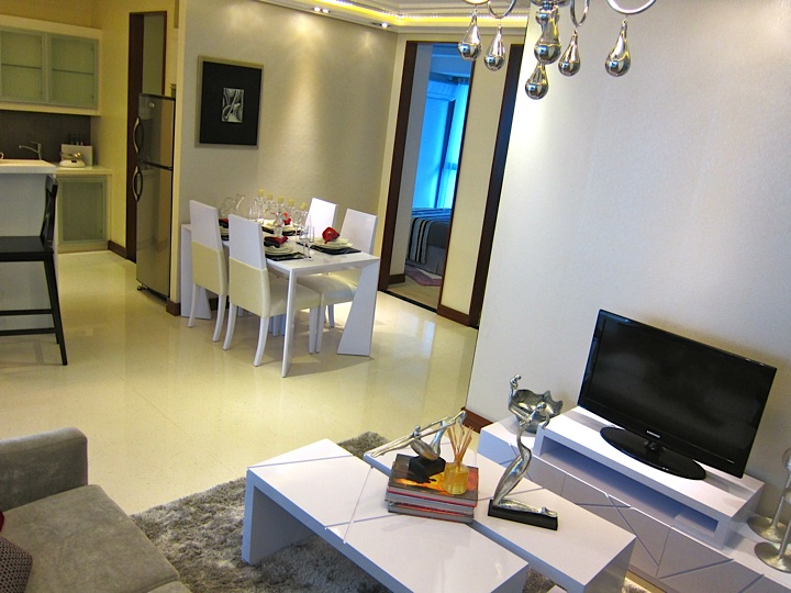 2BR CONDO TAGUIG - ONE UPTOWN RESIDENCE