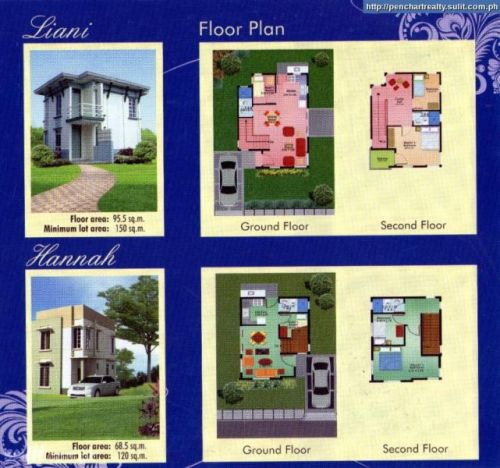 Model Houses A