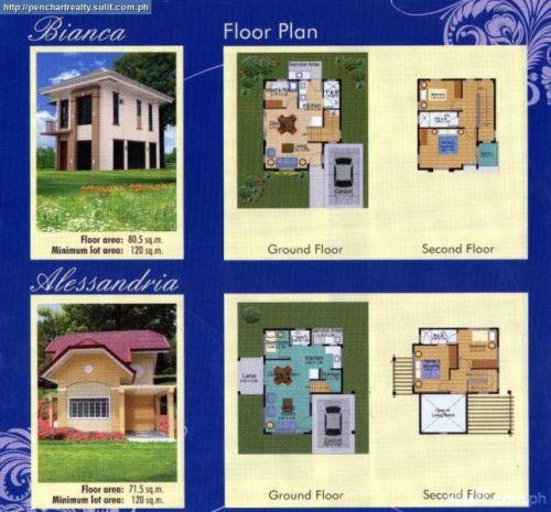 Model Houses B