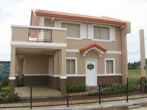 Camella Lucena Elaisa house model