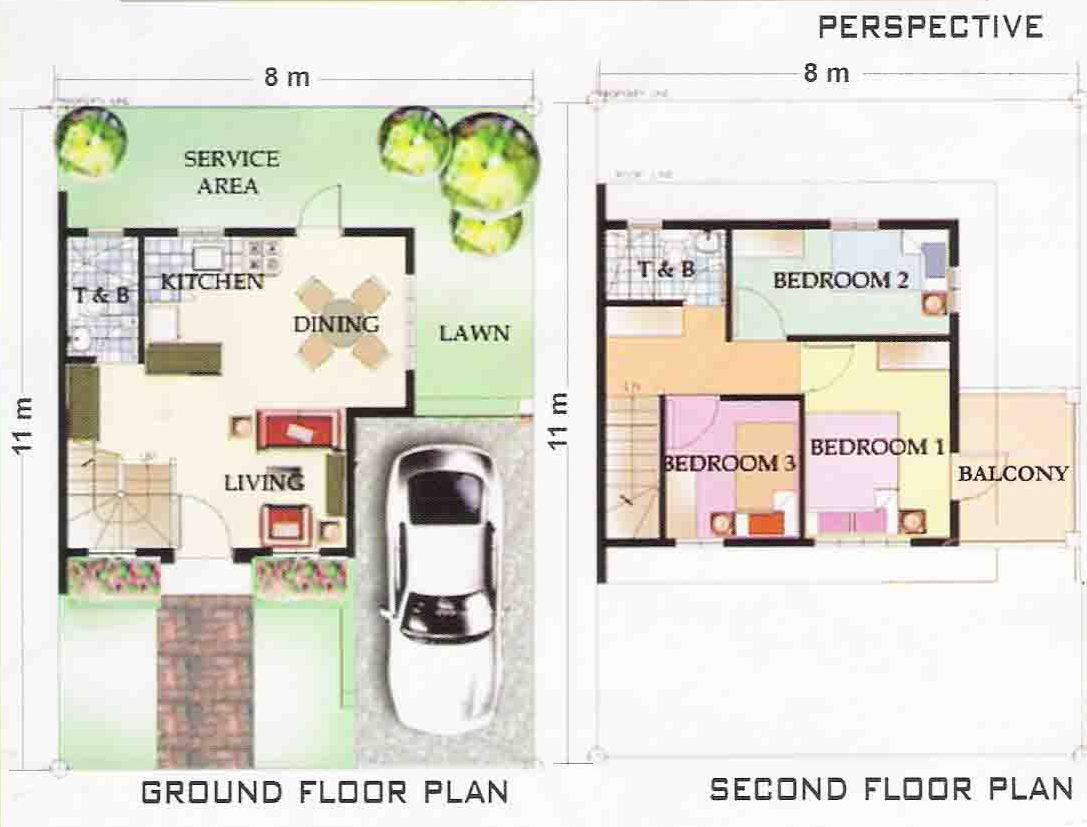 3 Bedroom house Carmela Camella Lucena City
