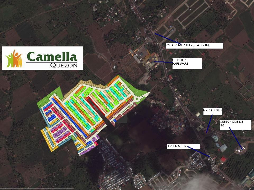 Camella Lucena G Earth