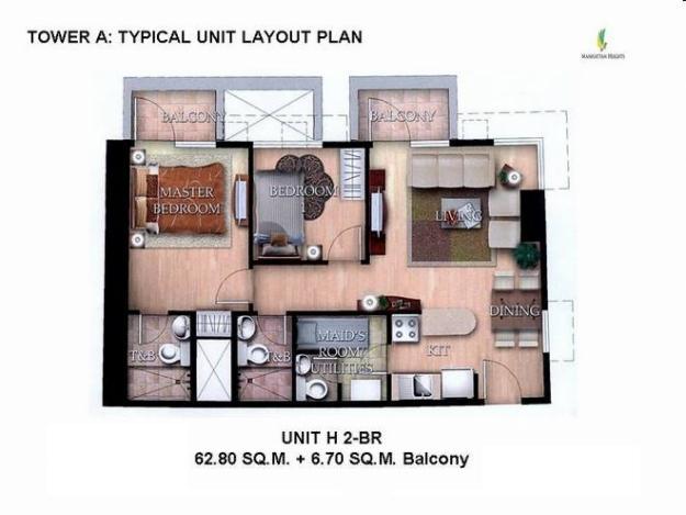 Araneta center cubao quezon city for sale apartment condo 1 3 4 malvernweather Image collections