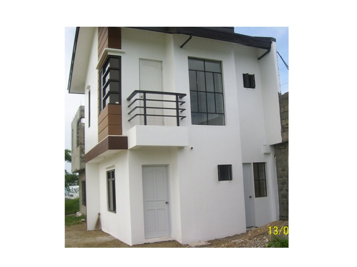 ISABELLE Floor Area: 55 sqm Lot Area: 108 sqm