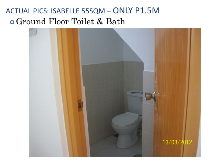 Toilet First Floor