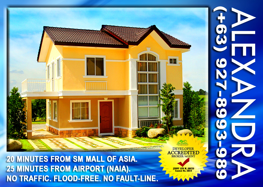 PHP 23 THOUSAND MONTHLY DOWNPAYMENT PAYABLE IN 15 MONTHS...