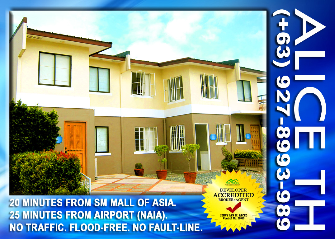 PHP 7,000 MONTHLY DOWNPAYMENT PAYABLE IN 15 MONTHS...