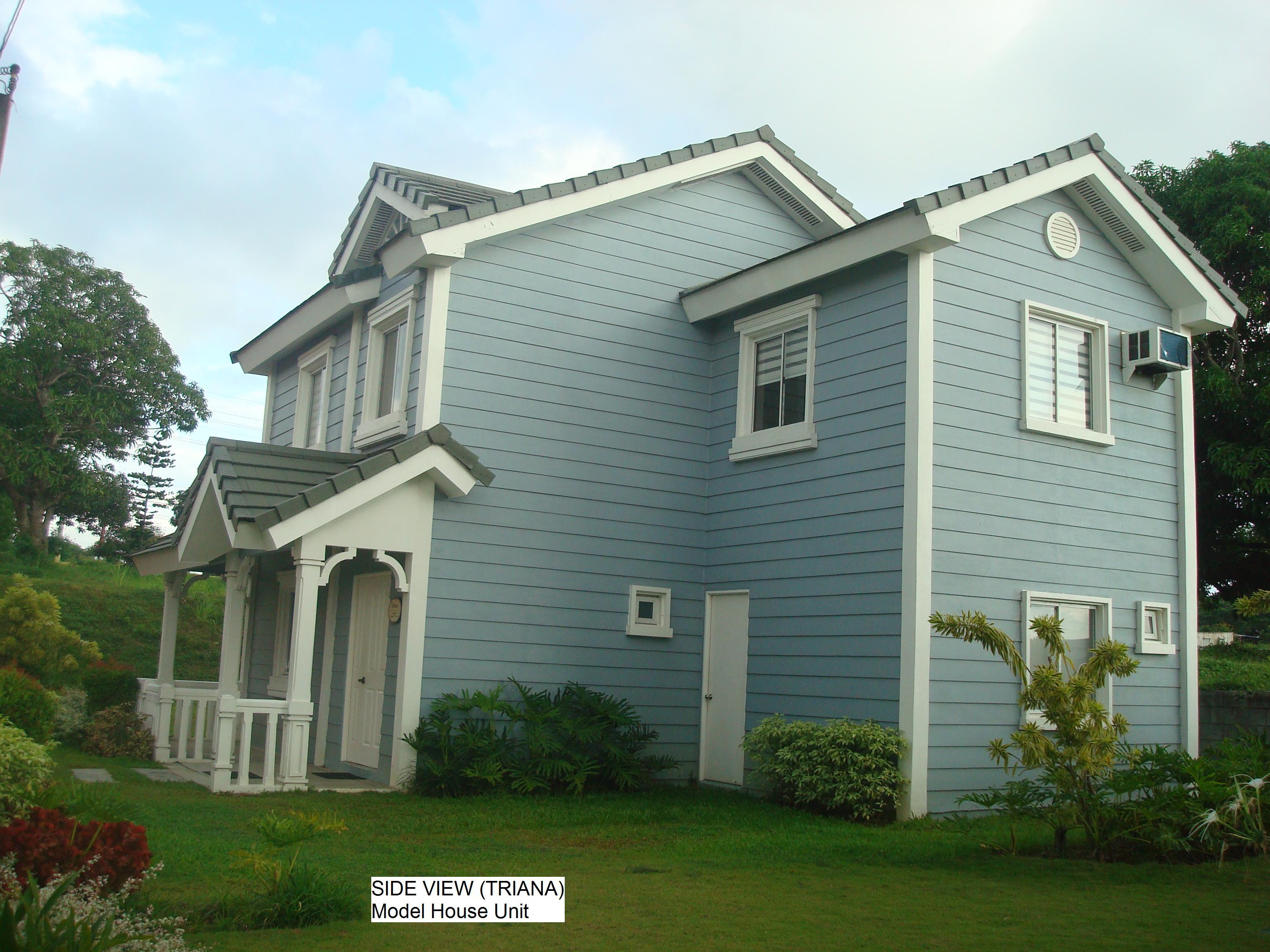 TRIANA - side view (Avida Settings Cavite)