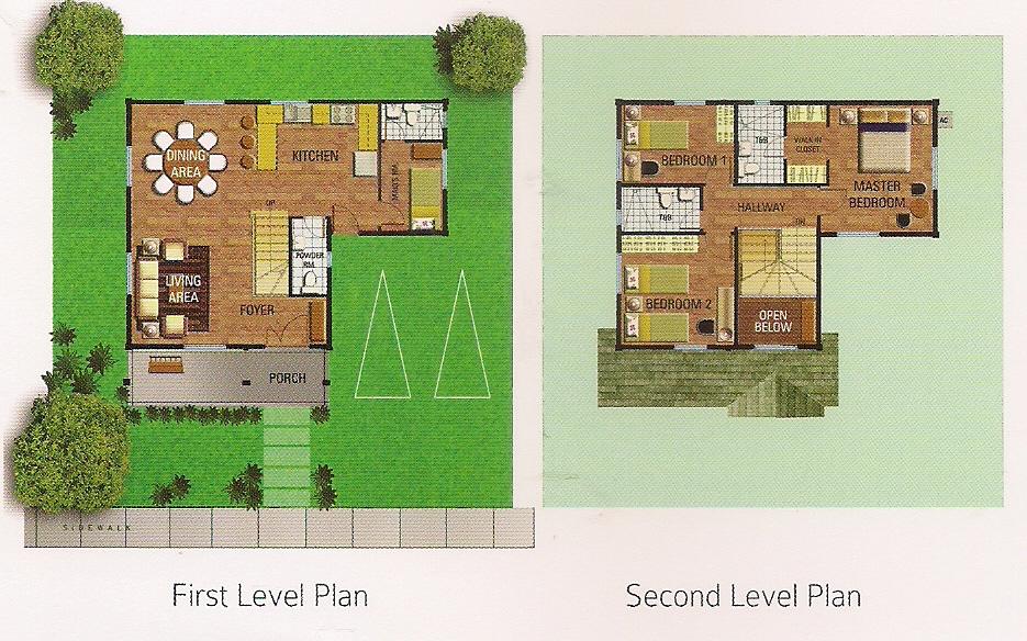 Triana - Floor Plans