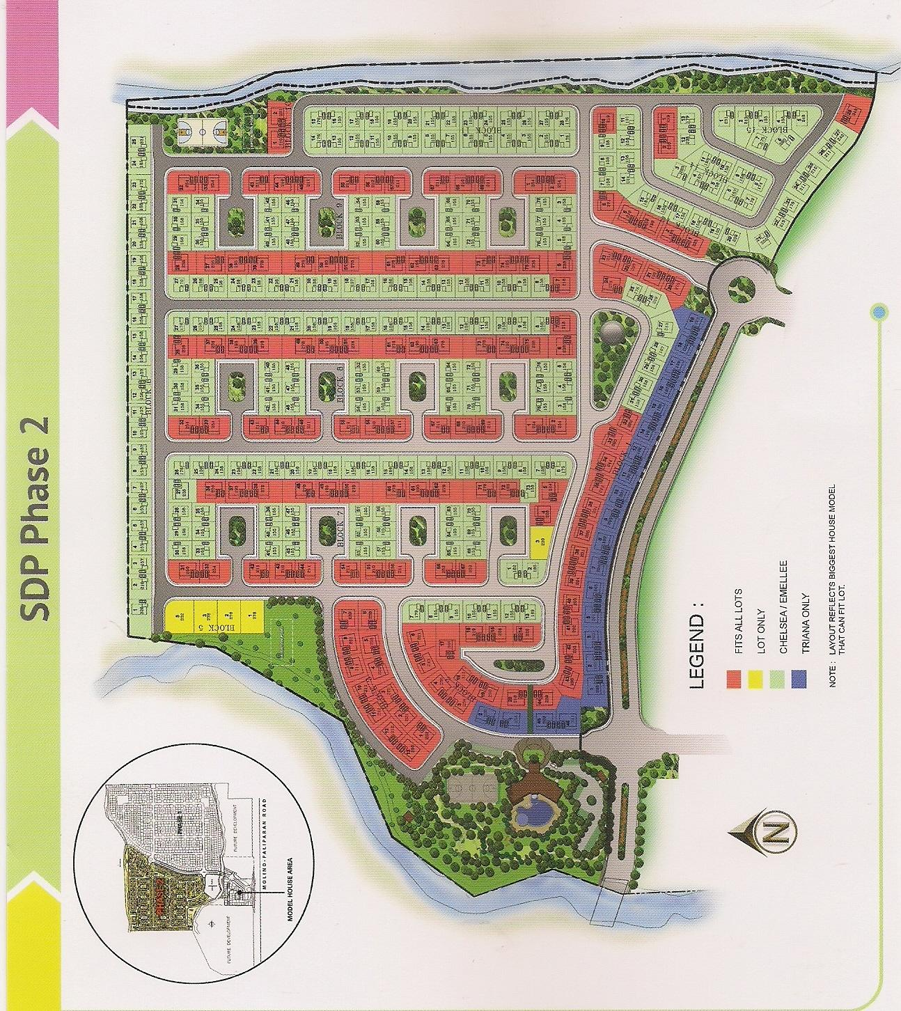 Avida Settings Cavite - Site Development Plan