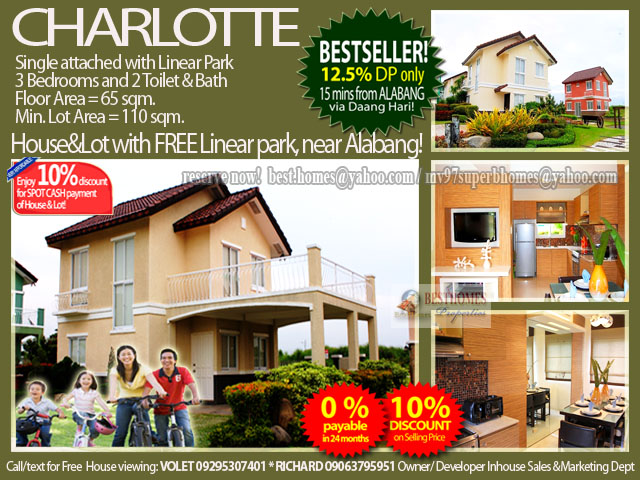 Charlotte Bellefort Estates