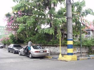 V. Luna Road