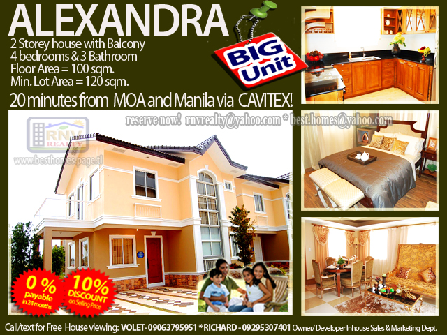 Alexandra in Lancaster Estates