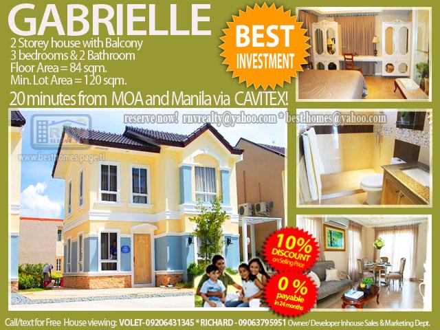 Gabrielle in Lancaster Estates