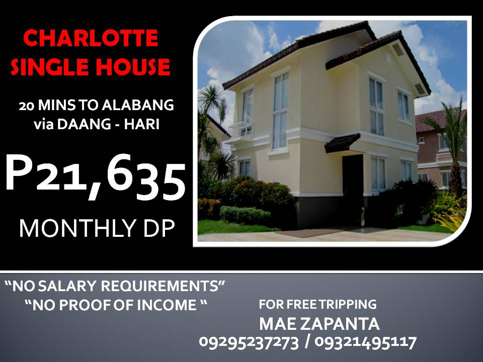 RENT TO OWN: House Cavite