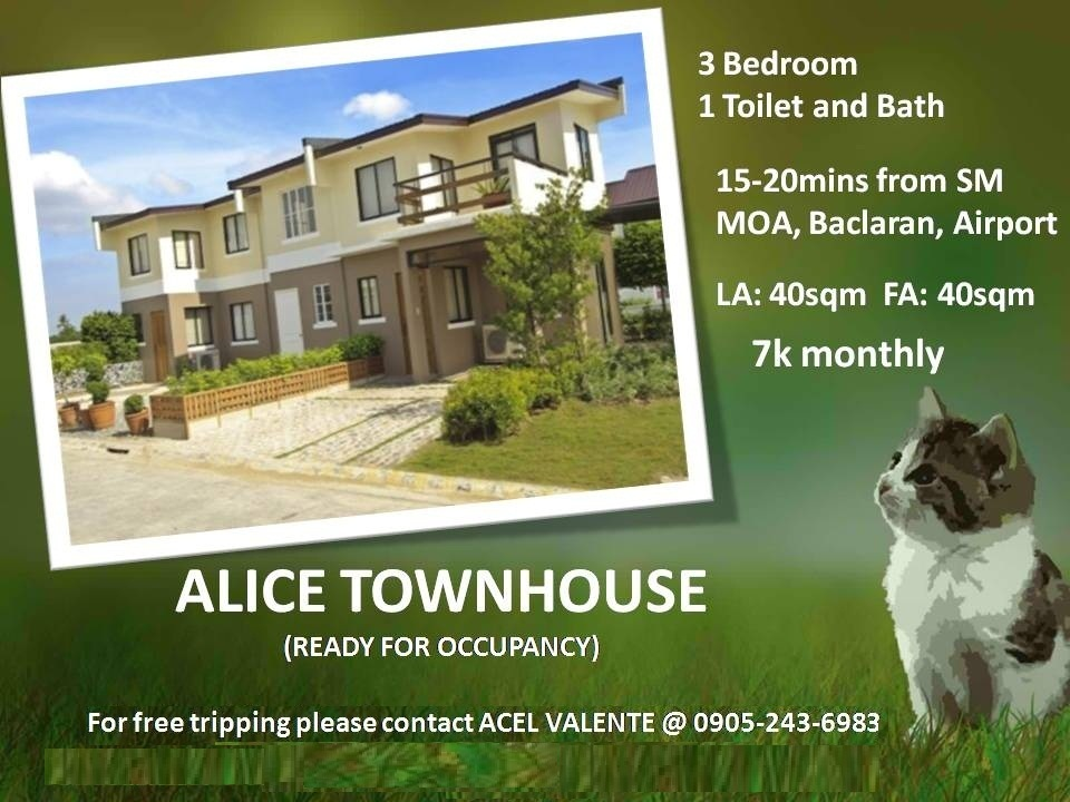 RENT TO OWN: Apartment / Condo / Townhouse Cavite > Imus