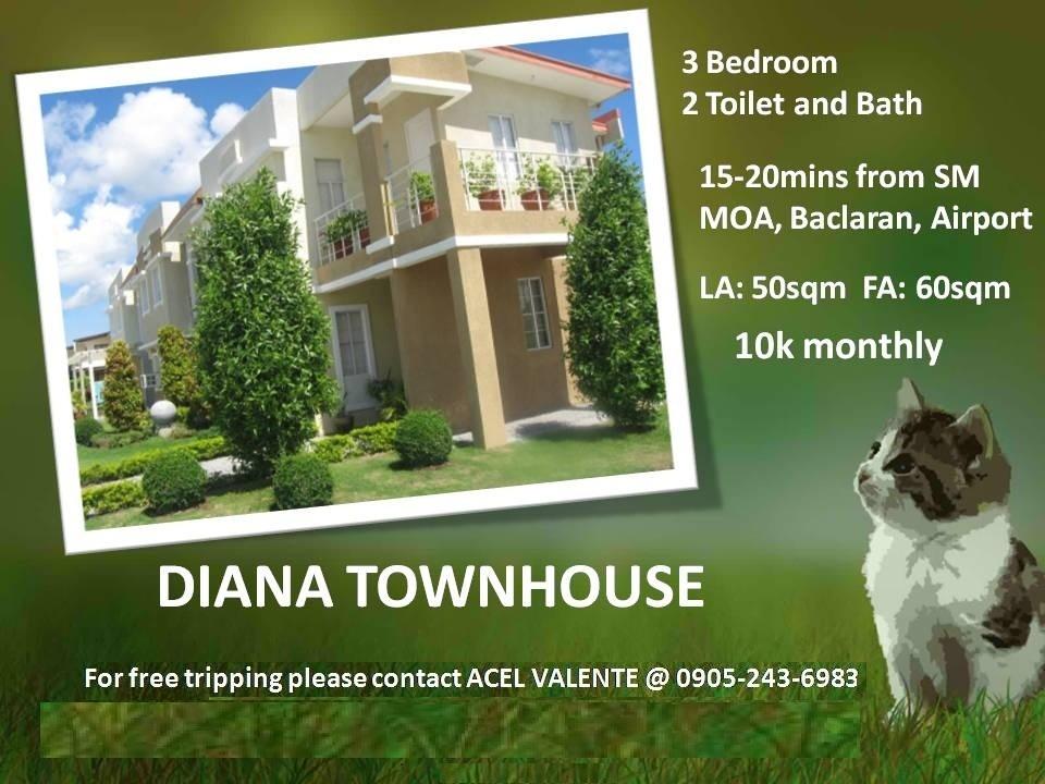 RENT TO OWN: Apartment / Condo / Townhouse Cavite > Imus