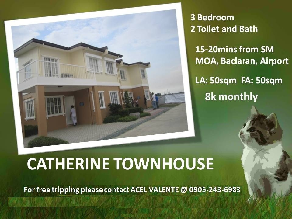 RENT TO OWN: Apartment / Condo / Townhouse Cavite > Imus 0