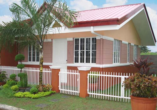 Dahlia Single Attached-Laguna Buenavista,Calamba,Laguna
