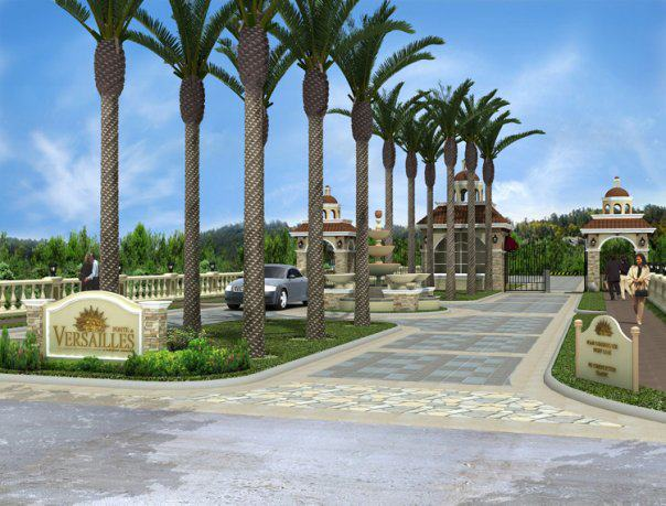 Fonti de V. Entrance Gate