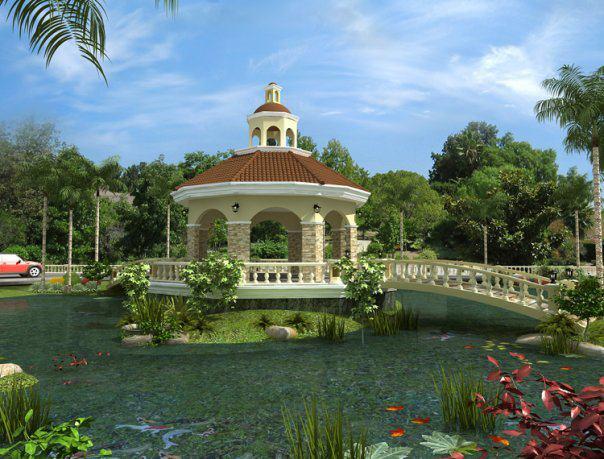 Fonti Garden