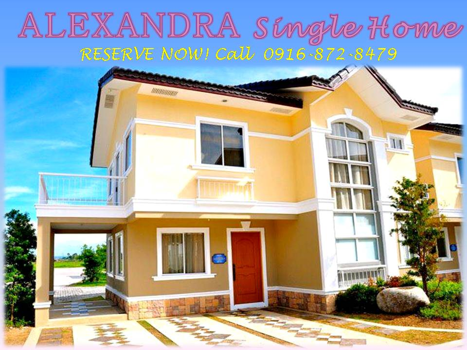 RENT TO OWN HOME NEAR NAIA -4bedrooms ALEXANDRA call 0916-8728479