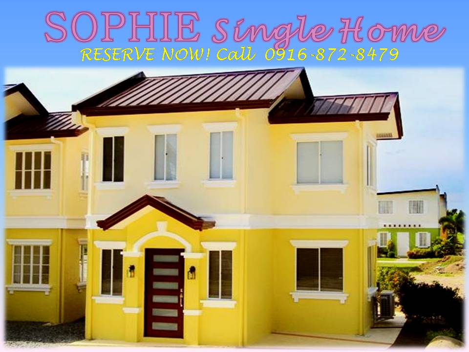 RENT TO OWN HOME NEAR NAIA -3bedrooms SOPHIEcall 0916-8728479