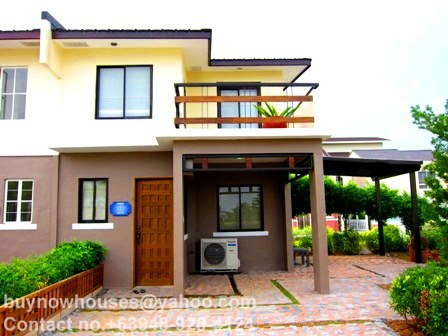TOWNHOUSE FOR SALE In Cavite Modern Alice 7.1k dp. mo. 3Br 1tb