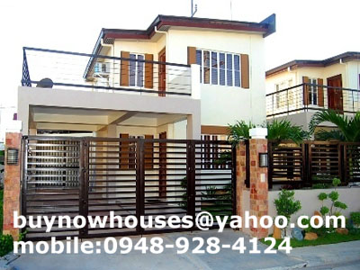 RESIDENCE FOR SALE Amazing Oakwood 4br 2tb 20k Res. @ Carmona Estates Hurry Up!!! Avail Our Monthly Promo 50% Discount for Reservation of Amazing Oakwood Single Attached House Model Unit @ Carmona Estates!!! 20k Reservation,But Now Only 10k... Until Novem