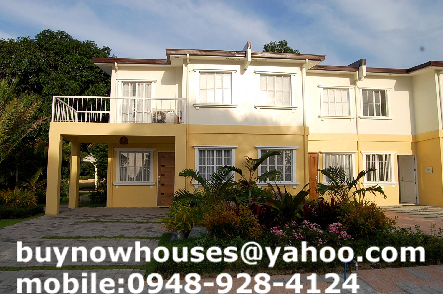 TOWNHOUSE FOR SALE AFFORDABLE Daisy 3 br 2 tb 7.7k Mos.@ Garden Groove It's your Great Oppurtunity That's your Dream Townhouse will be come True!DAISY Townhouse @ Garden Groove. 10k Reservation, But Now Only 5k... Until November 30,2012